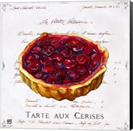 tarte aux cerises fine art print by ginny joyner at. Black Bedroom Furniture Sets. Home Design Ideas