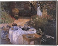 Luncheon in the Garden Fine-Art Print