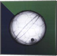 Soccerball X-Ray Fine-Art Print