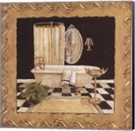 Maison Bath I Fine-Art Print