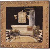 Maison Bath II Fine-Art Print