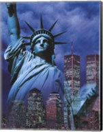 Statue of Liberty Ny Fine-Art Print