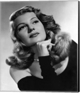 Rita Hayworth Fine-Art Print