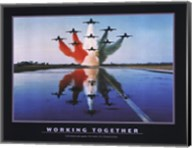Working Together Fine-Art Print