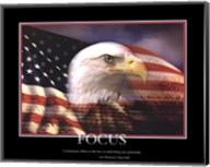 Patriotic-Focus Fine-Art Print