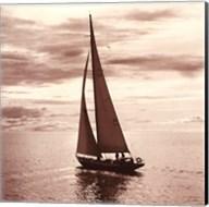 Sailing V Fine-Art Print