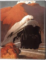 New Empire State Express Fine-Art Print