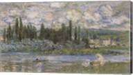 Vertheuil Sur Seine Fine-Art Print