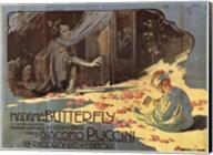 Pucini-Madama Butterfly Fine-Art Print