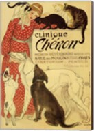 Clinique Cheron Fine-Art Print