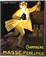 Champagne Masse Fine-Art Print