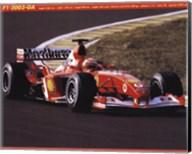 Ferrari F1-2003-Ga Fine-Art Print