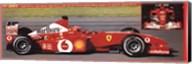 Ferrari F1 2002 Fine-Art Print