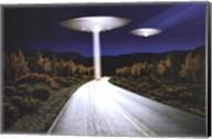 Ufo Invasion Fine-Art Print