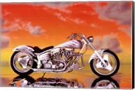 Motorcycle - Custom Fine-Art Print