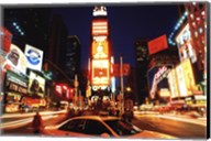 New York Times Square Wall Poster
