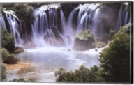 Waterfall Wall Poster