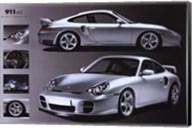 Porsche 911 Gt2 Fine-Art Print