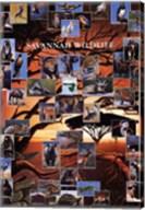 Savannah Wildlife Fine-Art Print