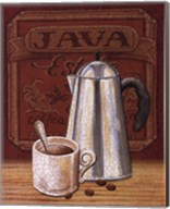 Cafe Mundo III Fine-Art Print