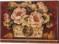 Peony Tapestry Fine-Art Print