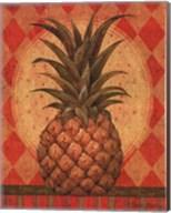 Grand Pineapple Gold Fine-Art Print