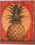 Grand Pineapple Red Fine-Art Print
