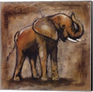 Safari Elephant Fine-Art Print