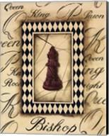 Chess Bishop Fine-Art Print