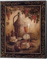 Tuscan Table - Orvieto Fine-Art Print