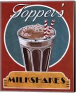 Milkshakes Fine-Art Print