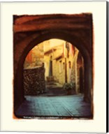 Italian Lane I Fine-Art Print