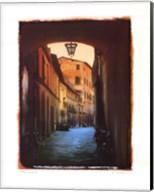 Italian Lane II Fine-Art Print