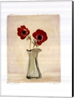 Two Anemones Fine-Art Print
