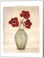 Three Anemones Fine-Art Print