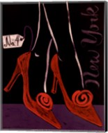 High Heels New York Fine-Art Print