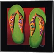 Key West Thongs Fine-Art Print