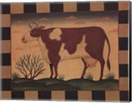 Farm Cow Fine-Art Print