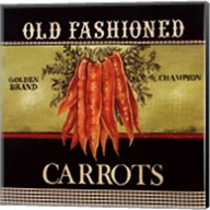 Old Fashioned Carrots Fine-Art Print