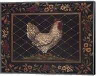 Old World Hen Fine-Art Print