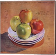 Four Apples Fine-Art Print