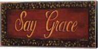 Say Grace Fine-Art Print