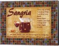 Sangria Fine-Art Print