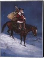 Cowboy Christmas Fine-Art Print