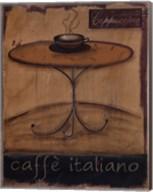 Caffe Italiano Fine-Art Print