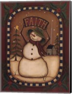 Faith Snowman Fine-Art Print