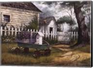 Antique Wagon Fine-Art Print