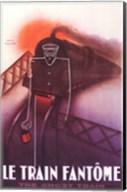 Train Fantome Fine-Art Print