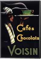 Cafes Chocolats Fine-Art Print