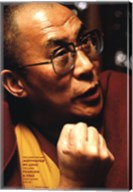 Dalai Lama-Love and Compassion Fine-Art Print